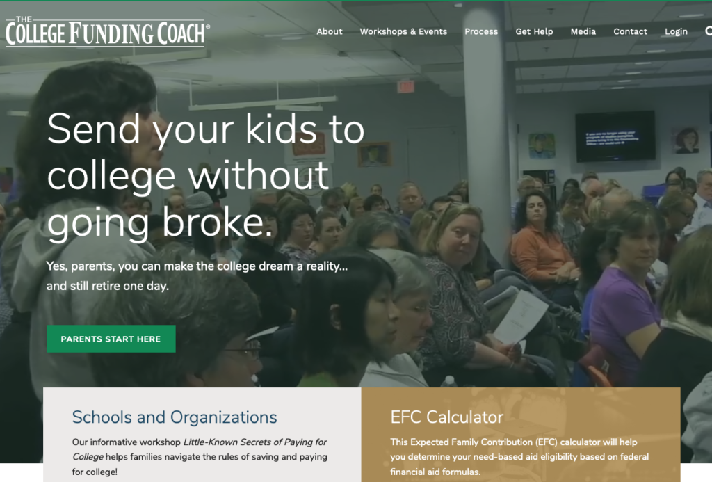 The College Funding Coach